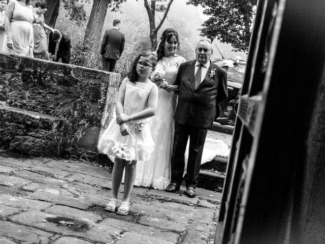 La boda de Héctor y Jeni en La Felguera (Langreo), Asturias 17
