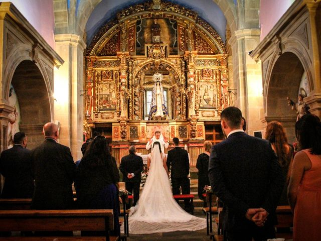 La boda de Héctor y Jeni en La Felguera (Langreo), Asturias 18