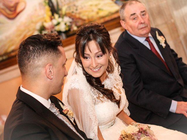 La boda de Héctor y Jeni en La Felguera (Langreo), Asturias 20