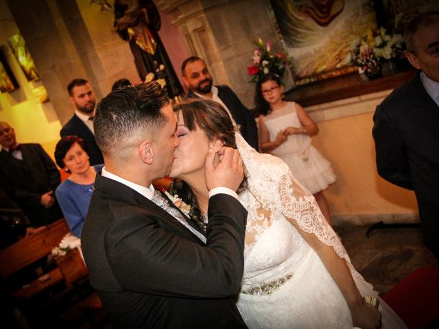 La boda de Héctor y Jeni en La Felguera (Langreo), Asturias 22