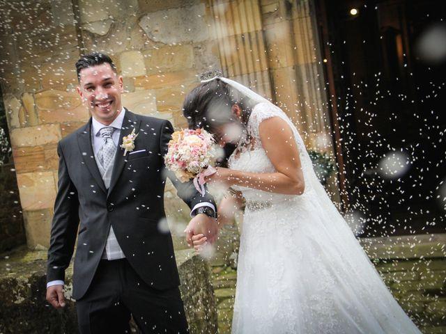 La boda de Héctor y Jeni en La Felguera (Langreo), Asturias 25