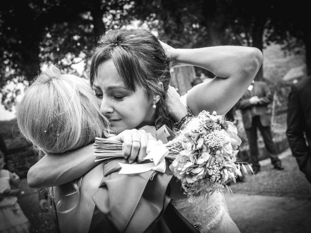 La boda de Héctor y Jeni en La Felguera (Langreo), Asturias 27
