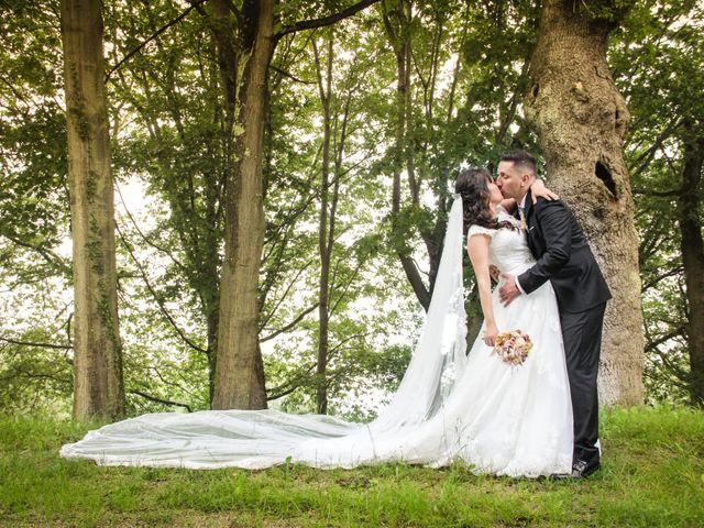 La boda de Héctor y Jeni en La Felguera (Langreo), Asturias 30
