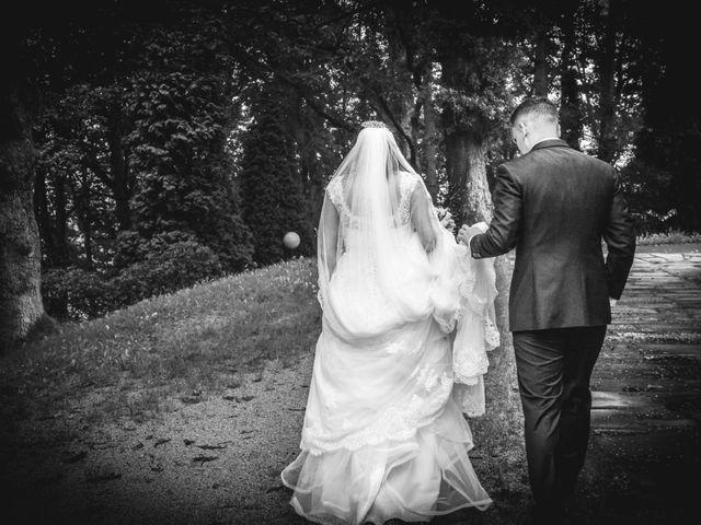 La boda de Héctor y Jeni en La Felguera (Langreo), Asturias 31