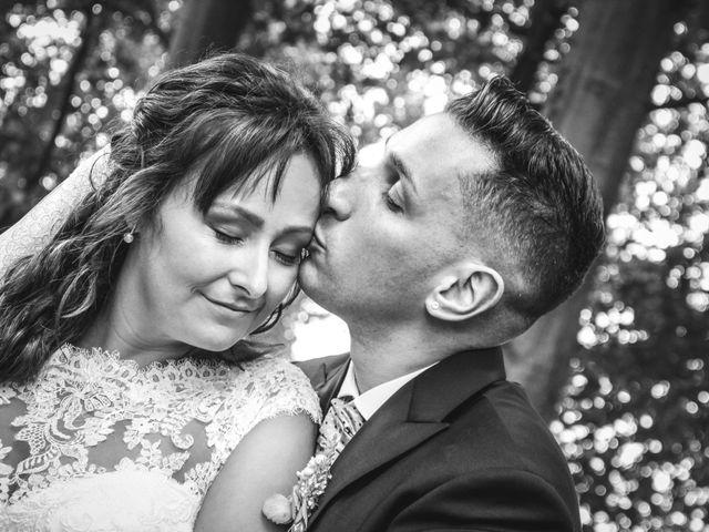 La boda de Héctor y Jeni en La Felguera (Langreo), Asturias 34