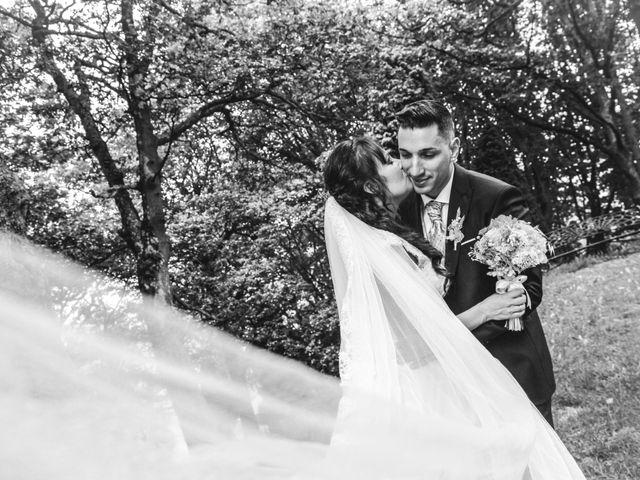 La boda de Héctor y Jeni en La Felguera (Langreo), Asturias 36