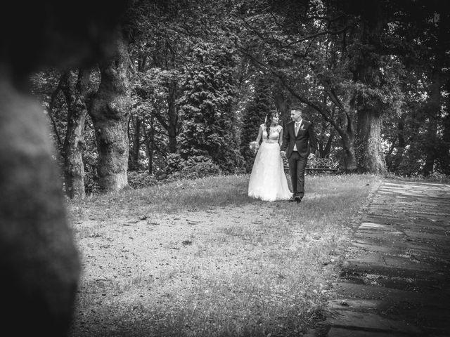 La boda de Héctor y Jeni en La Felguera (Langreo), Asturias 38