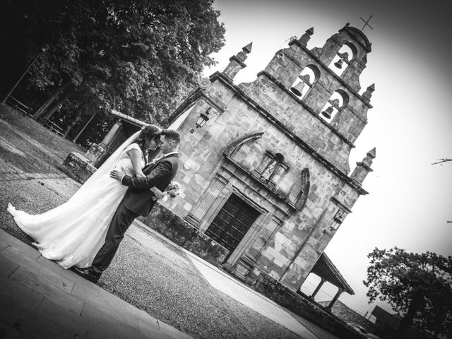 La boda de Héctor y Jeni en La Felguera (Langreo), Asturias 41