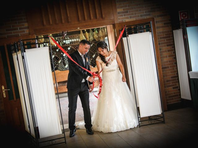 La boda de Héctor y Jeni en La Felguera (Langreo), Asturias 46