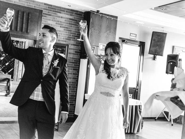 La boda de Héctor y Jeni en La Felguera (Langreo), Asturias 47
