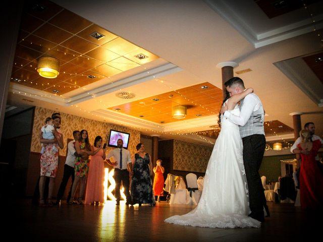 La boda de Héctor y Jeni en La Felguera (Langreo), Asturias 56