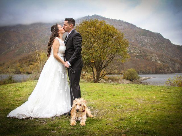 La boda de Héctor y Jeni en La Felguera (Langreo), Asturias 59