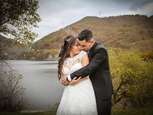 La boda de Héctor y Jeni en La Felguera (Langreo), Asturias 63