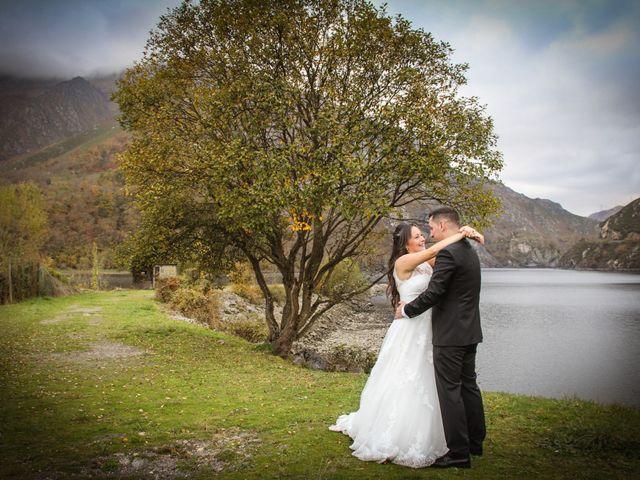 La boda de Héctor y Jeni en La Felguera (Langreo), Asturias 64