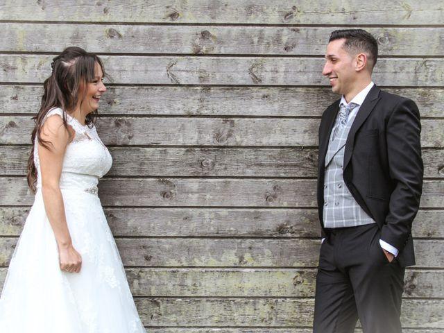 La boda de Héctor y Jeni en La Felguera (Langreo), Asturias 65