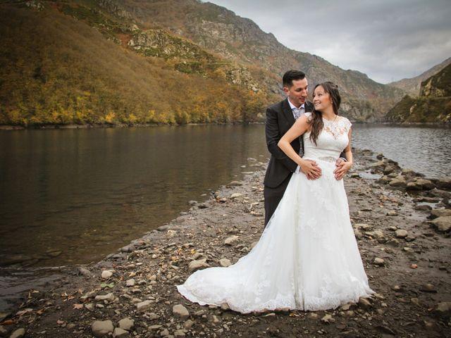 La boda de Héctor y Jeni en La Felguera (Langreo), Asturias 66