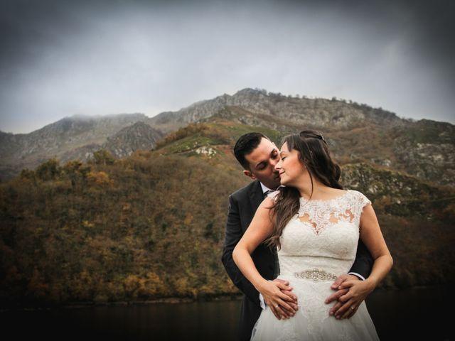 La boda de Héctor y Jeni en La Felguera (Langreo), Asturias 67