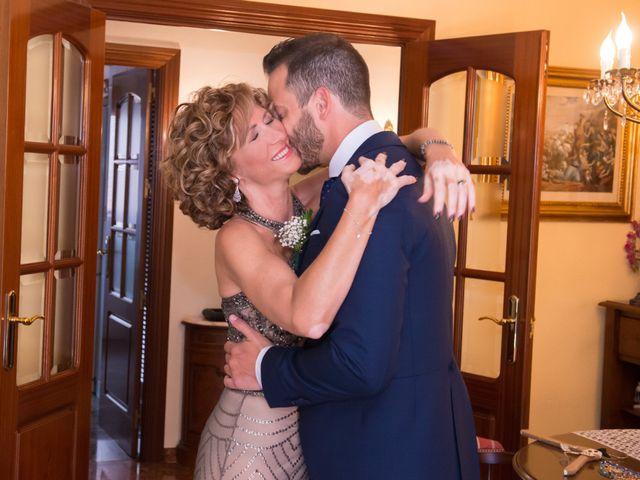 La boda de Raúl y Carmen en Málaga, Málaga 19