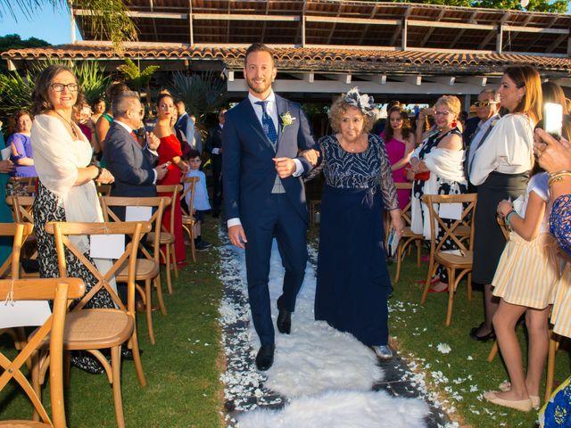 La boda de Raúl y Carmen en Málaga, Málaga 22