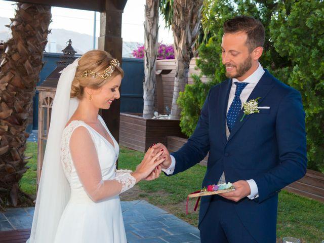 La boda de Raúl y Carmen en Málaga, Málaga 32