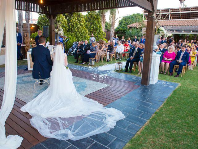 La boda de Raúl y Carmen en Málaga, Málaga 29