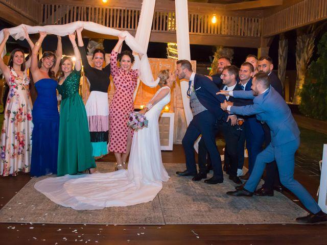 La boda de Raúl y Carmen en Málaga, Málaga 41