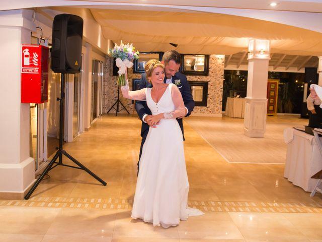 La boda de Raúl y Carmen en Málaga, Málaga 44