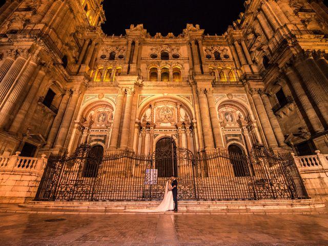 La boda de Raúl y Carmen en Málaga, Málaga 66