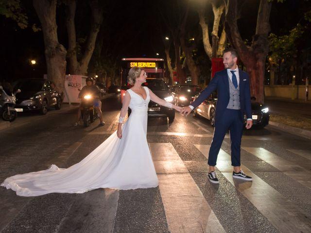La boda de Raúl y Carmen en Málaga, Málaga 59