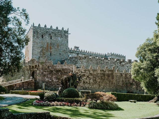 La boda de Alberto y Isa en Pontevedra, Pontevedra 1