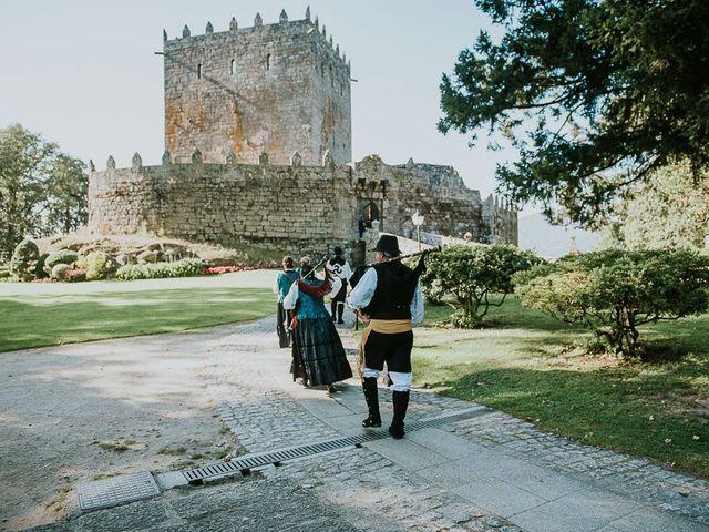 La boda de Alberto y Isa en Pontevedra, Pontevedra 10