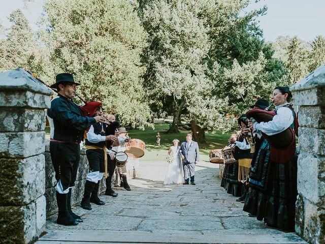La boda de Alberto y Isa en Pontevedra, Pontevedra 12