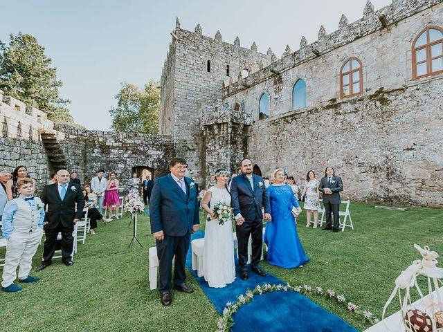 La boda de Alberto y Isa en Pontevedra, Pontevedra 17
