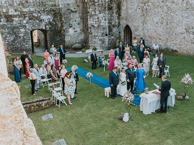 La boda de Alberto y Isa en Pontevedra, Pontevedra 18