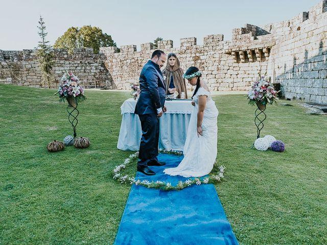 La boda de Alberto y Isa en Pontevedra, Pontevedra 20