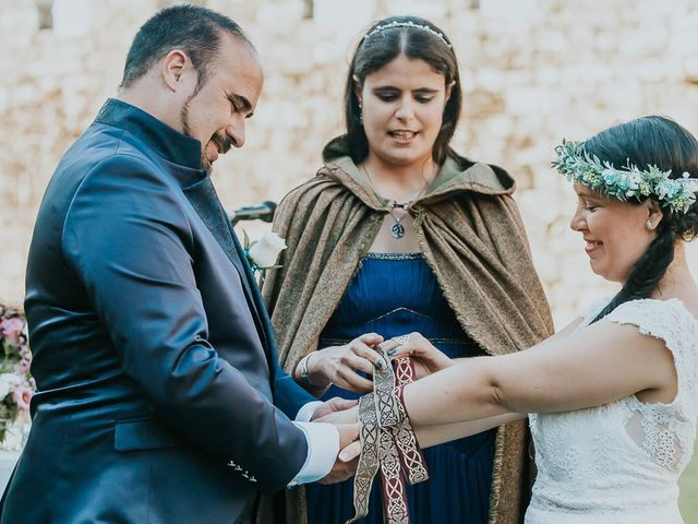 La boda de Alberto y Isa en Pontevedra, Pontevedra 21