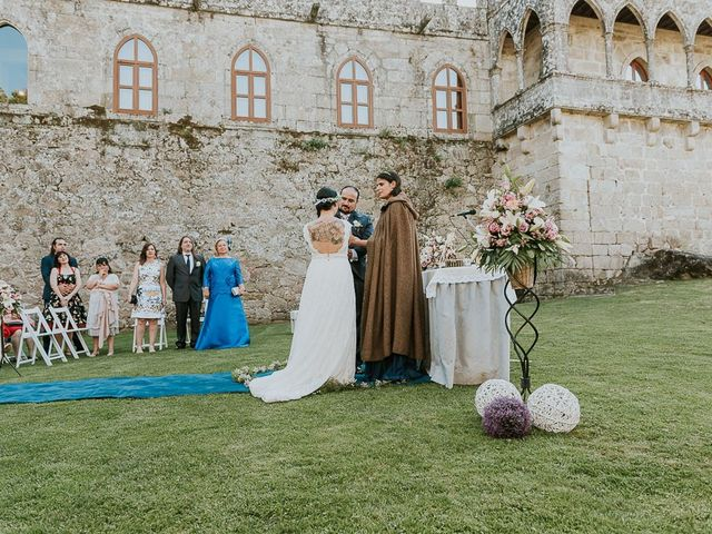 La boda de Alberto y Isa en Pontevedra, Pontevedra 22