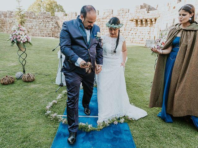 La boda de Alberto y Isa en Pontevedra, Pontevedra 24