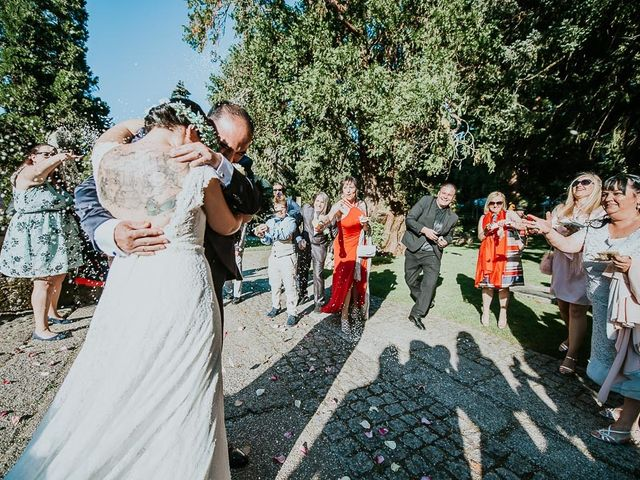 La boda de Alberto y Isa en Pontevedra, Pontevedra 27