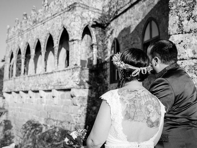 La boda de Alberto y Isa en Pontevedra, Pontevedra 28