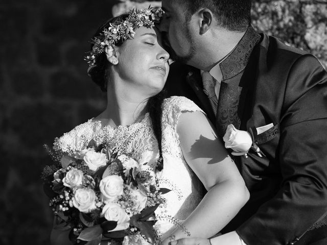 La boda de Alberto y Isa en Pontevedra, Pontevedra 29