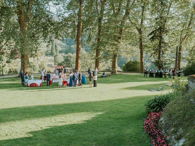 La boda de Alberto y Isa en Pontevedra, Pontevedra 30