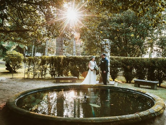 La boda de Alberto y Isa en Pontevedra, Pontevedra 31