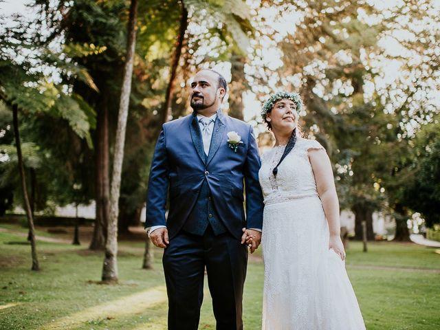 La boda de Alberto y Isa en Pontevedra, Pontevedra 34
