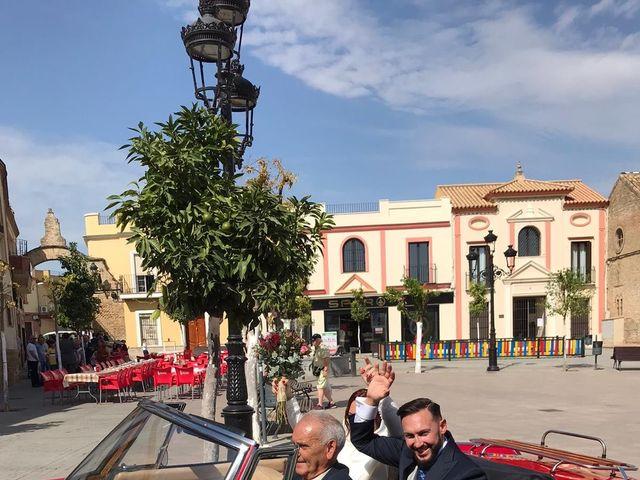 La boda de Cristina y Chenchi en Salteras, Sevilla 3