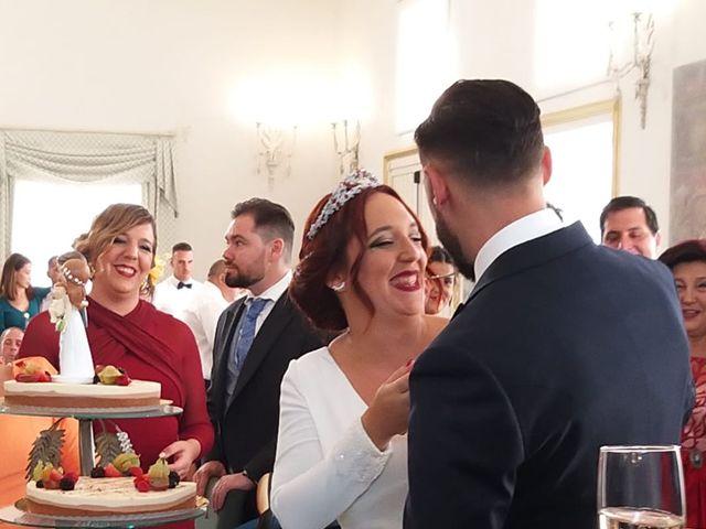 La boda de Cristina y Chenchi en Salteras, Sevilla 4