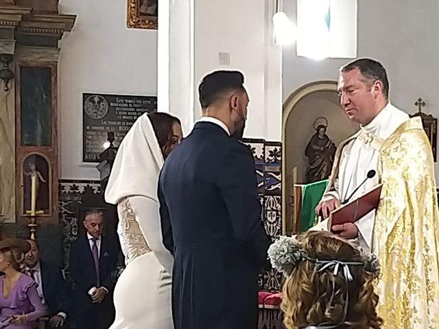 La boda de Cristina y Chenchi en Salteras, Sevilla 5