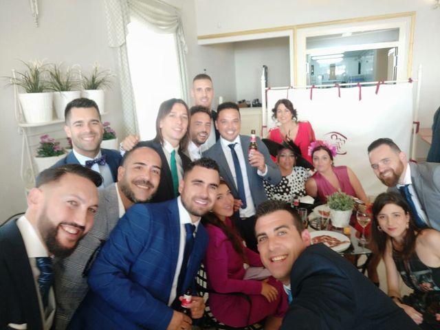 La boda de Cristina y Chenchi en Salteras, Sevilla 9