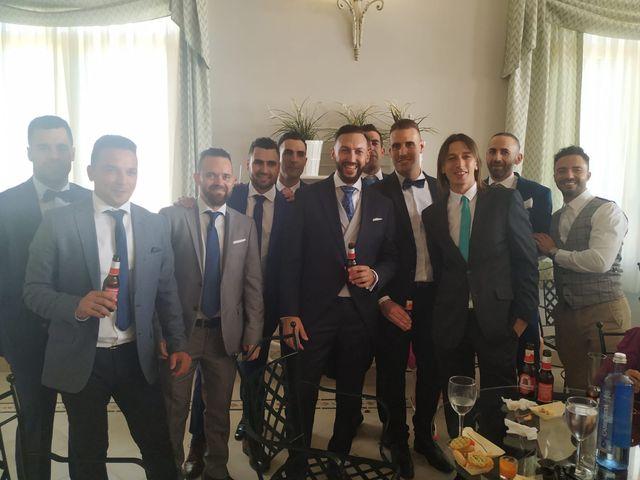 La boda de Cristina y Chenchi en Salteras, Sevilla 10