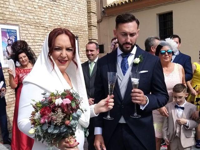 La boda de Chenchi y Cristina